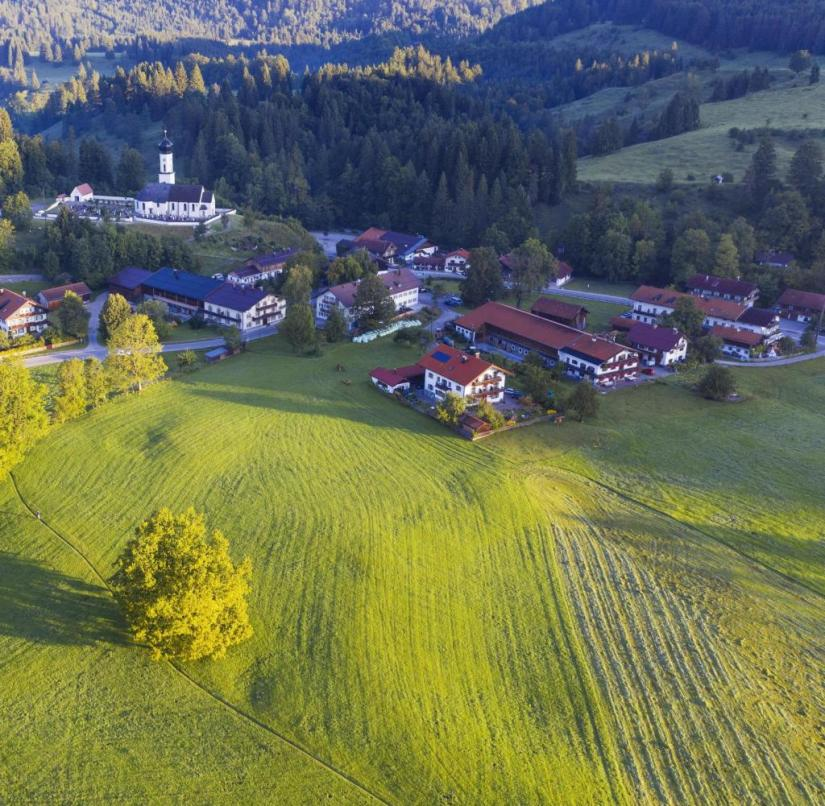 Bavaria: Jachenau is a suitable starting point for hikes