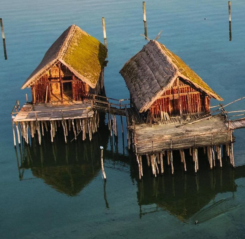 75 years of Unesco: the pile dwellings on Lake Constance are part of the world heritage in Germany