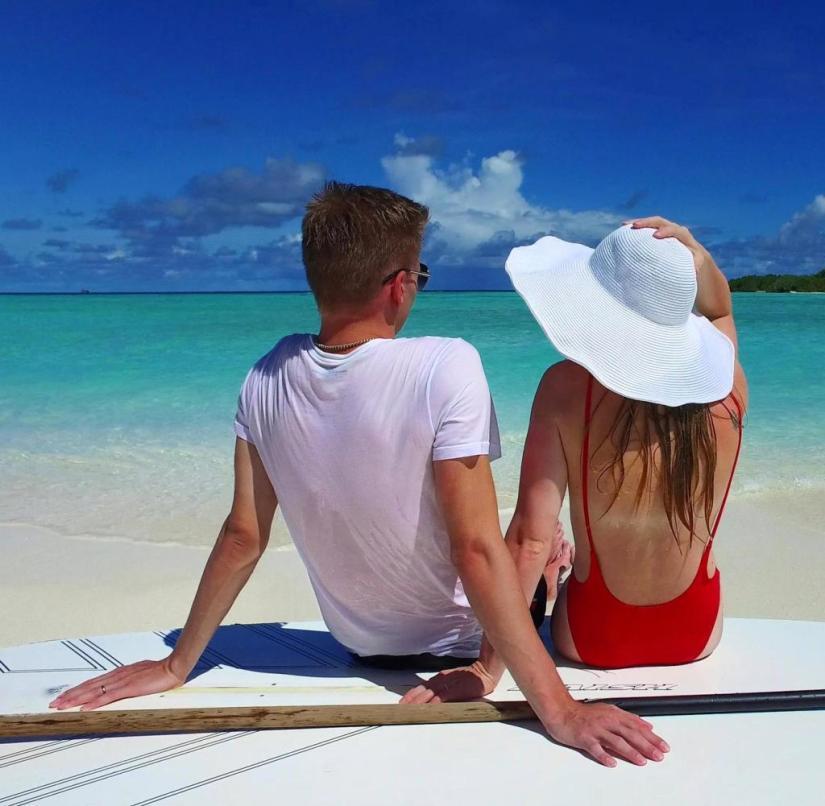 Honeymoon on dream islands like the Maldives?  You should think twice
