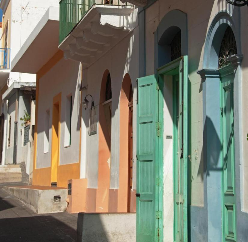 Salina (Aeolian or Aeolian Islands, Sicily, Italy)