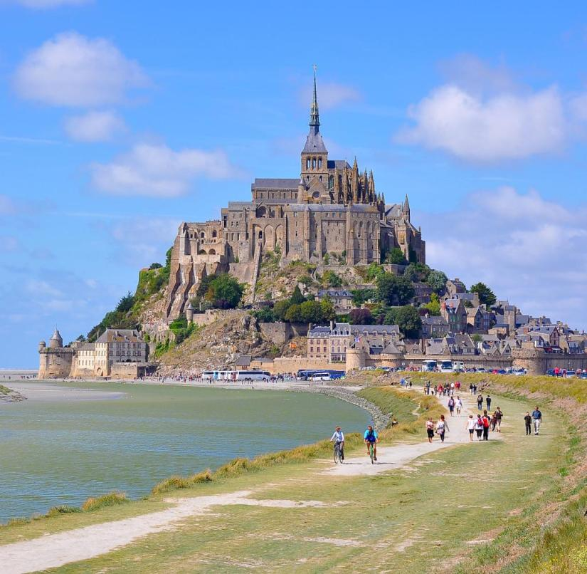 Magic of Mont Saint-Michel