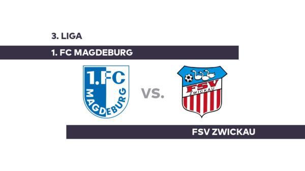1. FC Magdeburg - FSV Zwickau: Kann Zwickau den Trend ändern? - 3. Liga - WELT
