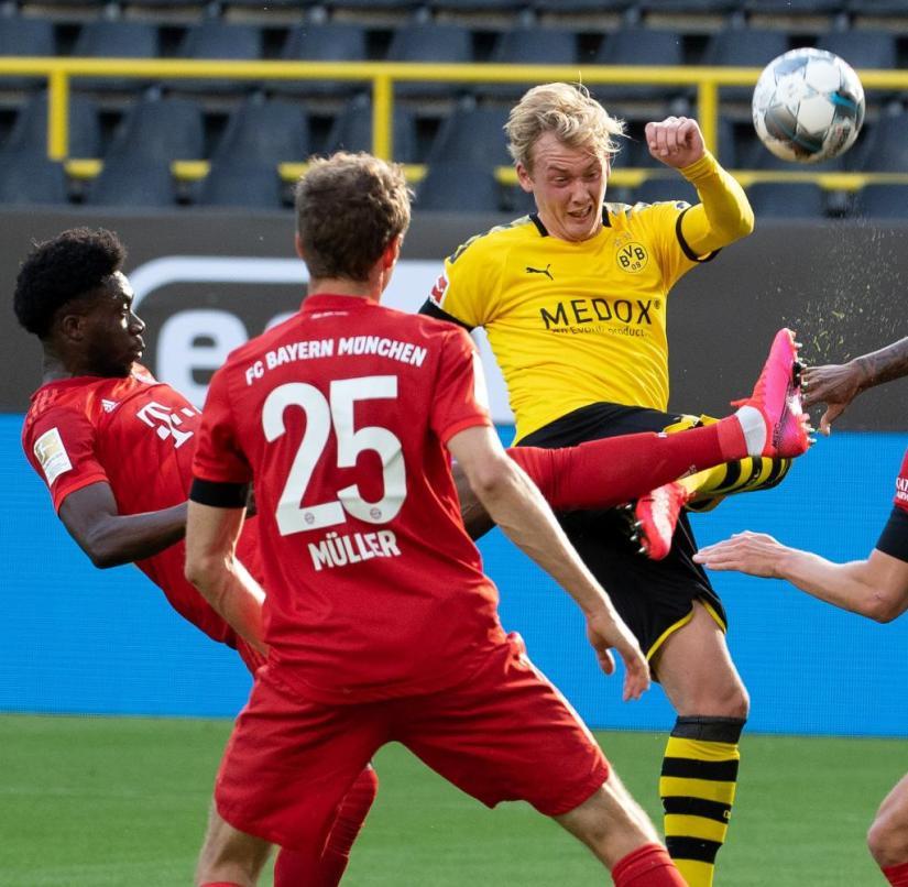 Borussia Dortmund - FC Bayern Munich