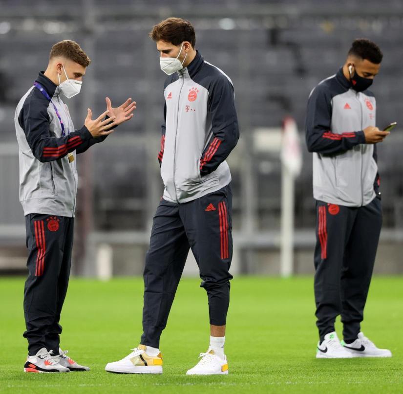 FC Bayern Munich v Atletico Madrid: Group A - UEFA Champions League