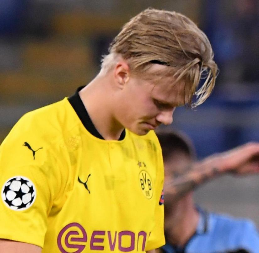 Champions League - Group F - Lazio v Borussia Dortmund