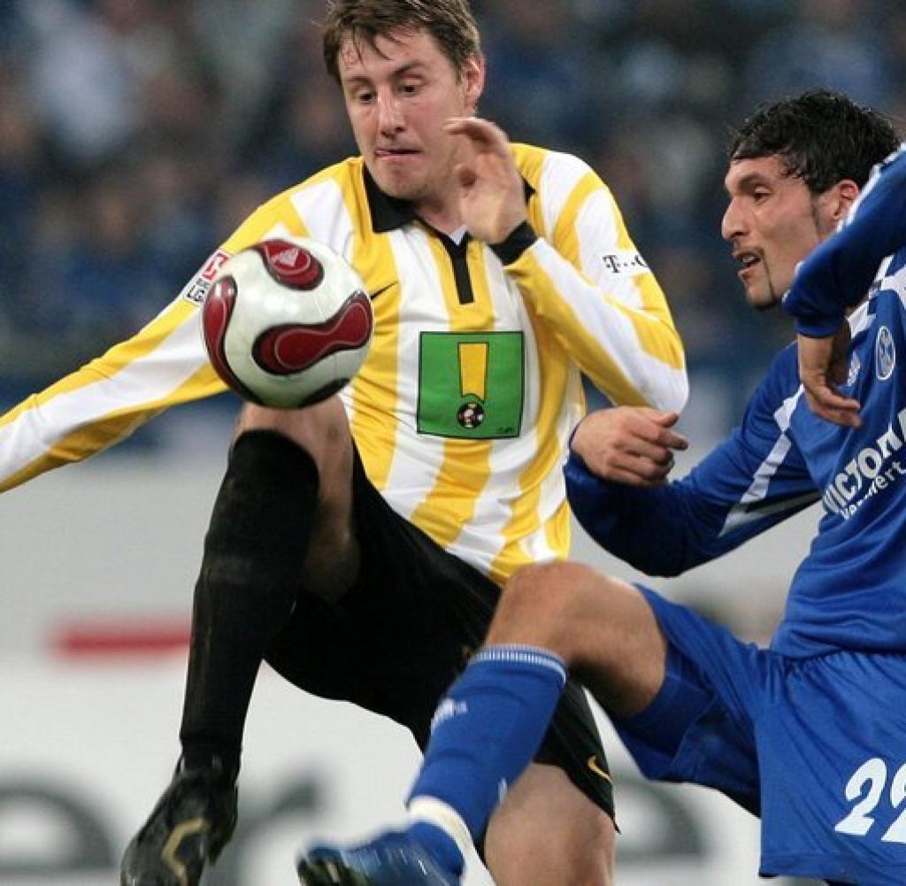 Fussball Bundesliga Kein Dortmunder Kauft Sich Auf Schalke Ein
