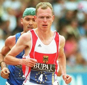 Leichtathletik: ExLangstreckenläufer Franke mit 47 Jahren