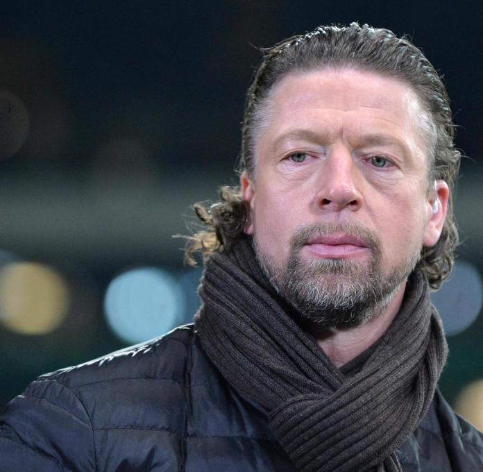 Steffen Freund targeted Schalke's players Nabil Bentaleb and Amine Harit