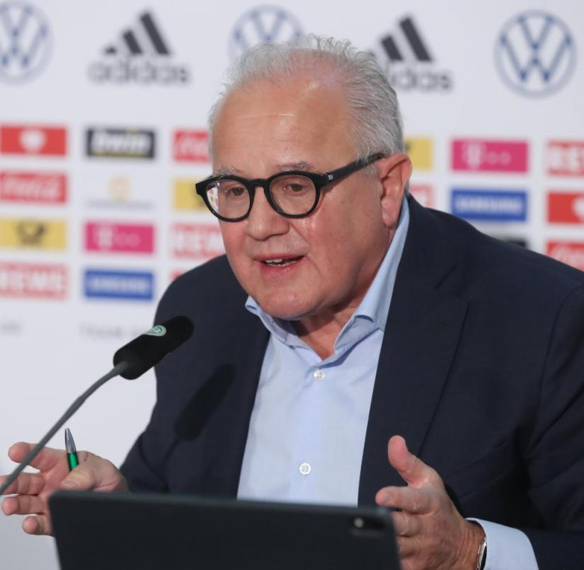 Did Keller Löw ask to end the contract that ran until the 2022 World Cup after the 2021 European Championship?  The DFB President did not want to comment on this
