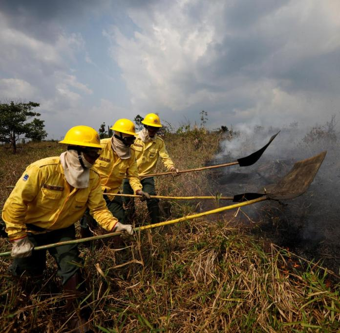 Brazil: Almost 4000 new fires on two days in the Amazon