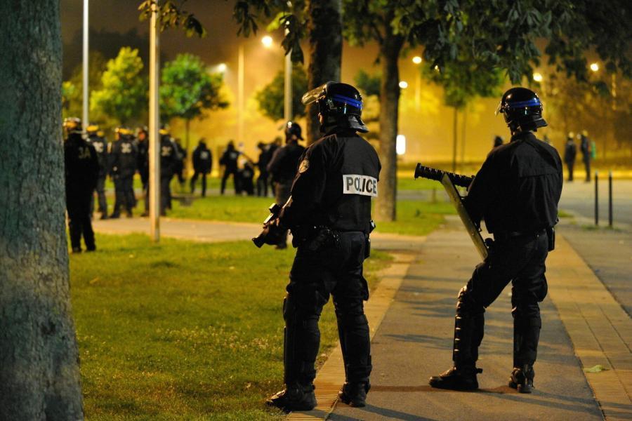 Riots in Amien