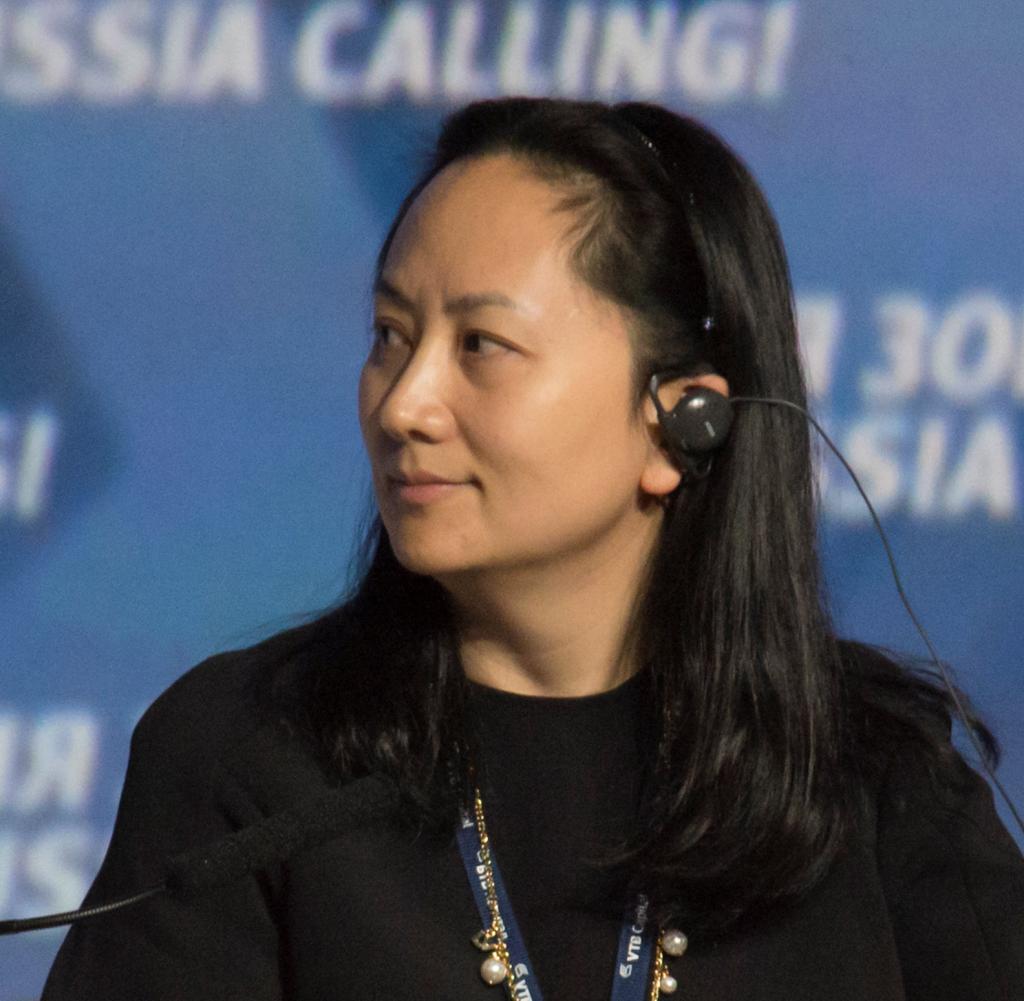 El director financiero Meng Wanzhou fue arrestado en Canadá por presuntamente violar las sanciones de Huawei y de Irán