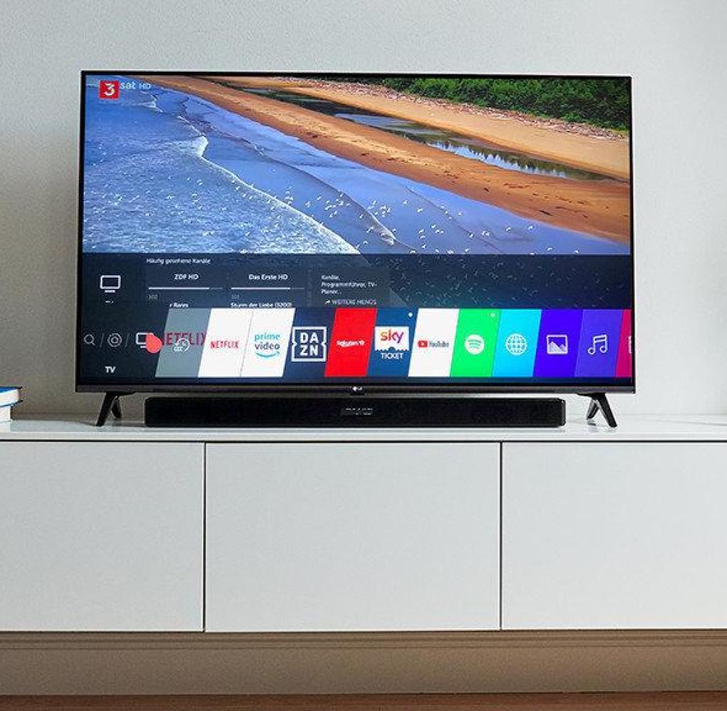 65 Zoll Fernseher Im Test Darauf Sollten Sie Beim Kauf Achten Welt