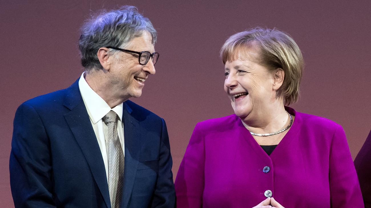 Bill Gates Halt Bevolkerungswachstum In Afrika Fur Grosse Herausforderung Welt
