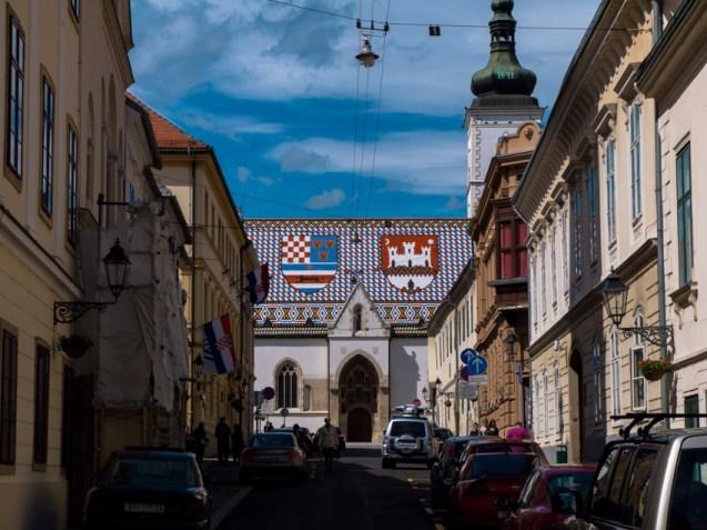 Zagreb Kroatien-1020228