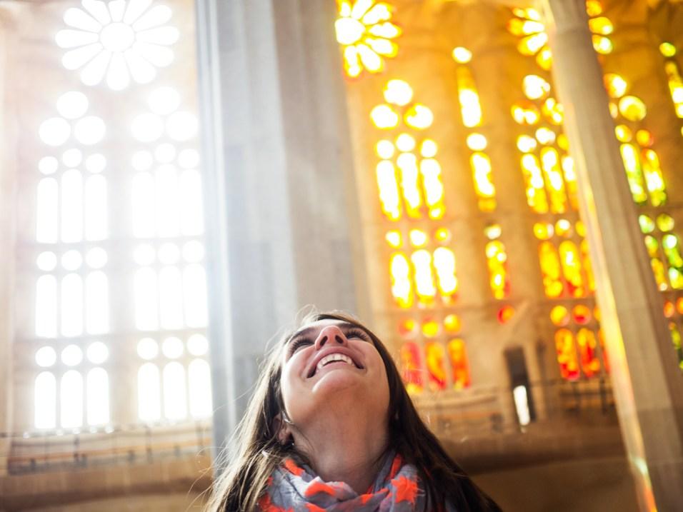 Reisebloggerin Marianna