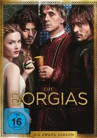 Cover Die Borgias 2. Staffel