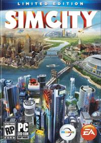 Stadtansicht von SimCity