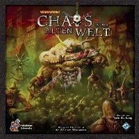 Chaos in der alten Welt Cover