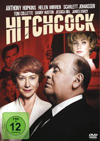 Hitchcock Cover DVD