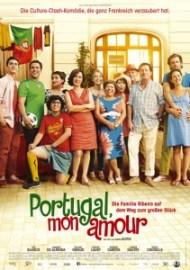 Portugal, mon Amour Filmplakat. Alle Rechte bei Zazi Films, Pathé und polyfilm