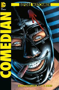 Comedian am Cover