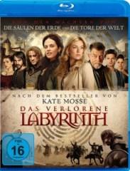 Das verlorene Labyrinth Cover