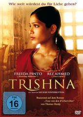 Trishna DVD Cover. Alle Rechte bei polyband.