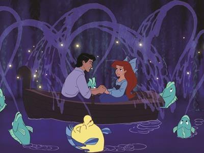 Arielle & Prinz Eric