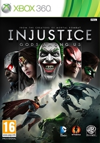Cover Injustice Xbox 360