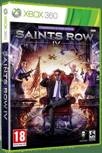 Cover von Saints Row IV