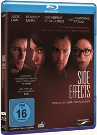 Blu-ray Cover von Side Effects