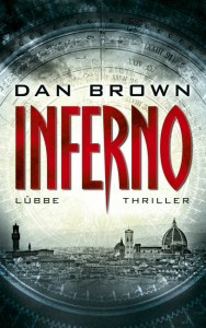 Dan Brown, Inferno. Alle Rechte bei Lübbe