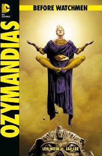 Cover von Before Watchmen: Ozymandias, Rechte bei Panini Comics