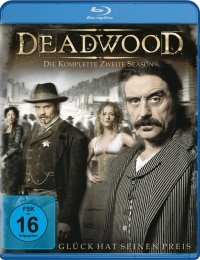 Deadwood - Staffel 2, Cover