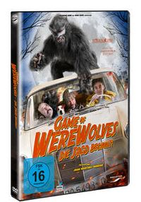 Game of Werewolves, DVD Cover