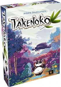 Takenoko Spielverpackung. Rechte bei Matagot und Bombyx