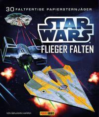 STAR WARS Flieger Falten Cover