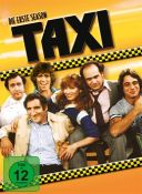 DVD Cover von Taxi, 1. Staffel