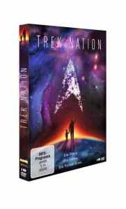 Trek Nation DVD Cover - Rechte bei Polyband