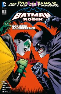 Cover von Batman & Robin #3