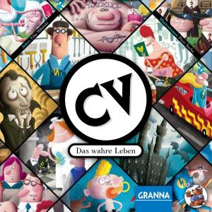CV-Das wahre Leben Rechte bei Heidelberger Spieleverlag.