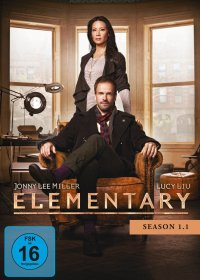 Elementary Staffel 1 - Cover