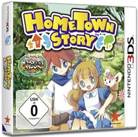 Hometown Story - Cover