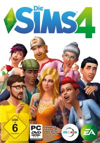 Die Sims4 - Cover