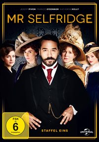 Mr. Selfridge - Staffel 1, Cover