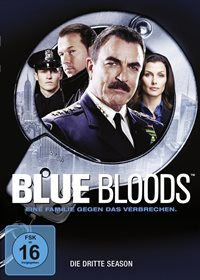 Blue Bloods Staffel 3 - Cover