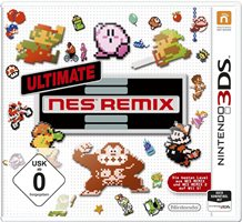 Ultimate NES Remix - Cover