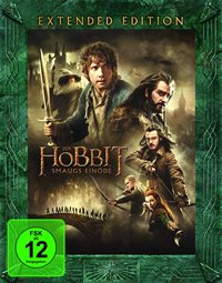 Der Hobbit - Smaugs Einöde, Cover
