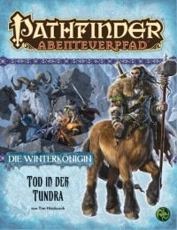 Die Winterkönigin - Tod in der Tundra, Cover